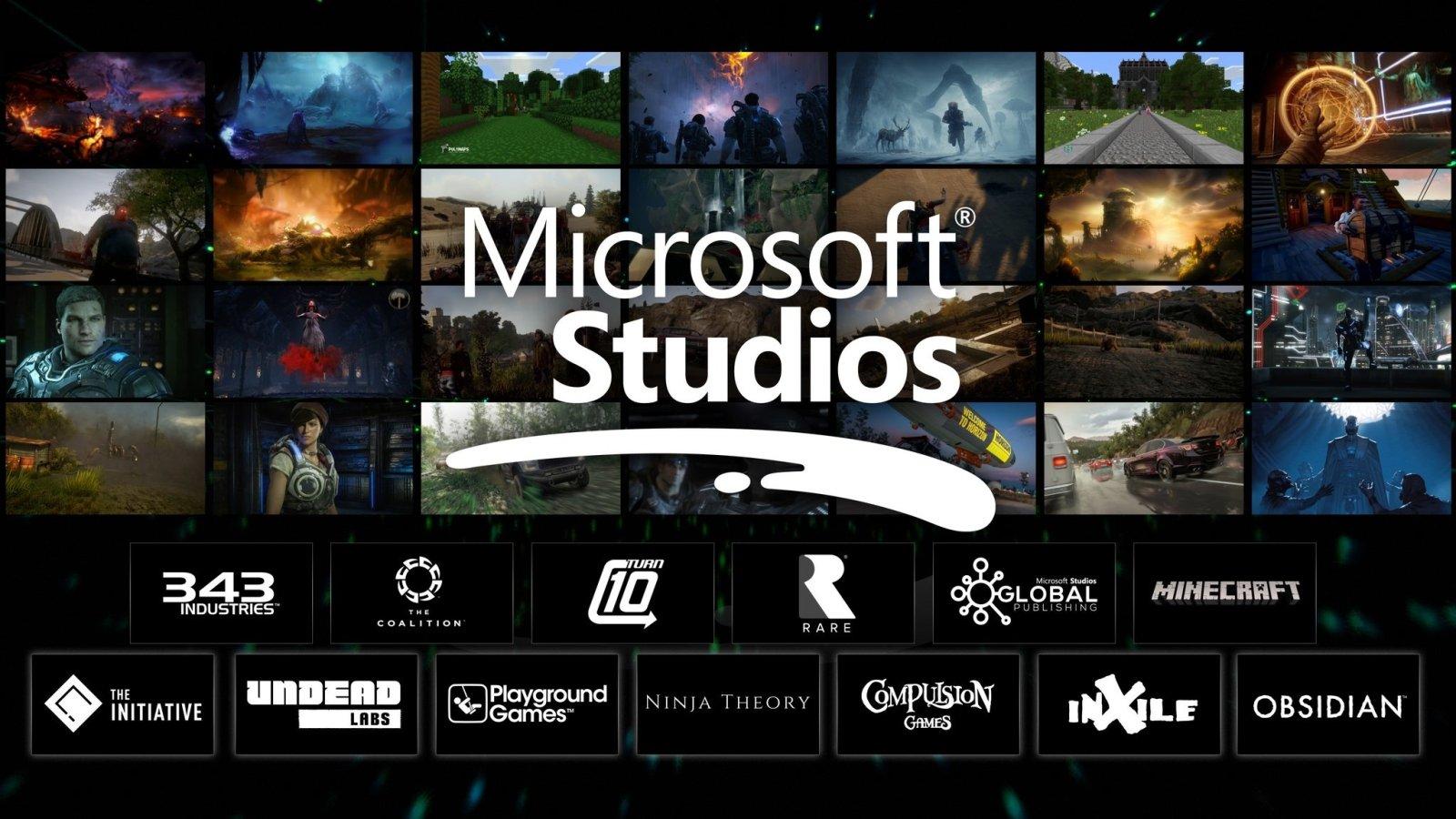 微软XBOX宣布收购Obsidian和Inxile两家工作室