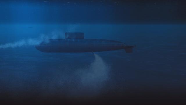 北冰洋下的赌局——杂谈《冰冷海域》中的历史设定(武器、基地篇)