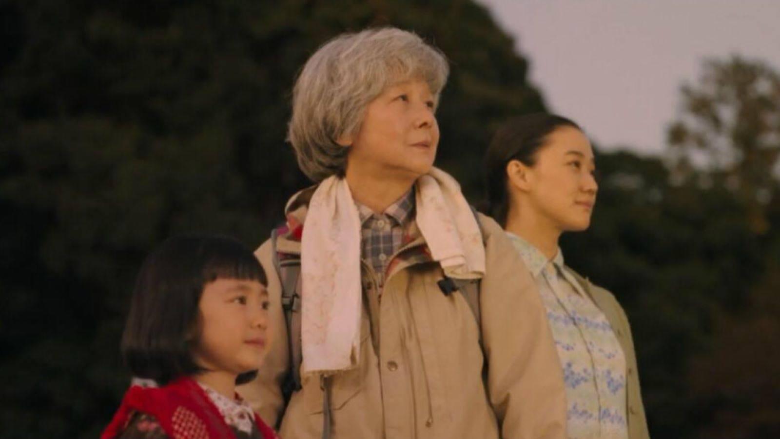 田中裕子、苍井优共演电影《我啊,走自己的路》公开预告