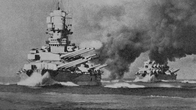伟大战舰的黄昏:利托里奥级战列舰与意大利皇家海军的苦苦挣扎(一)