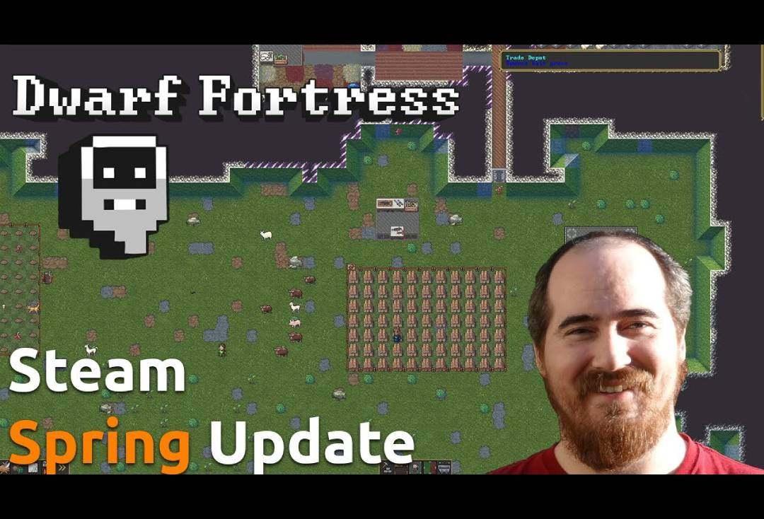 《矮人要塞》Steam版春季开发日志:大要塞!