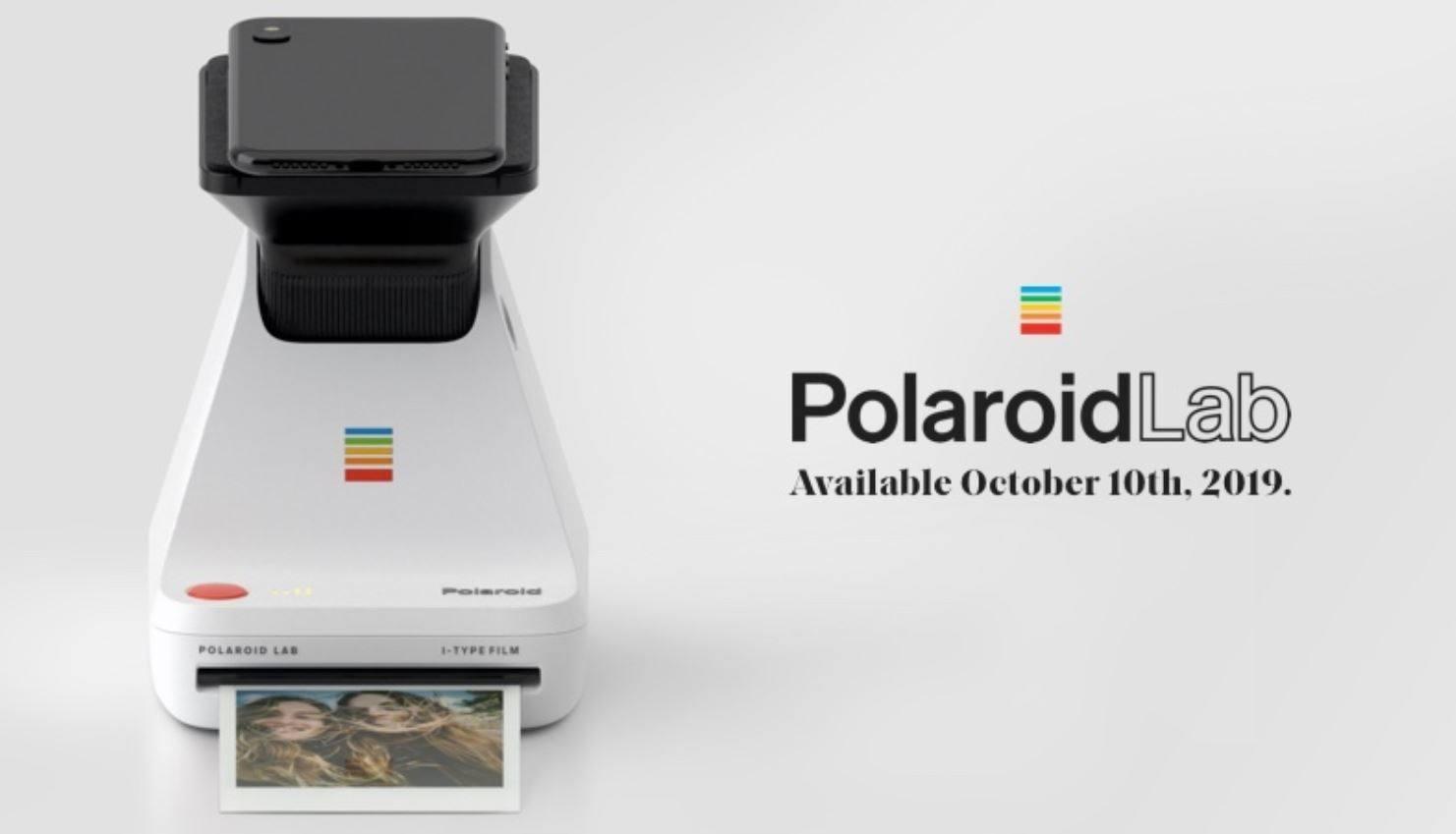 宝丽来即将推出相片打印机Polaroid Lab