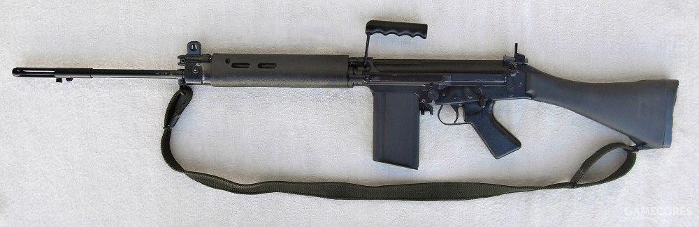 L1A1(英国版FAL)