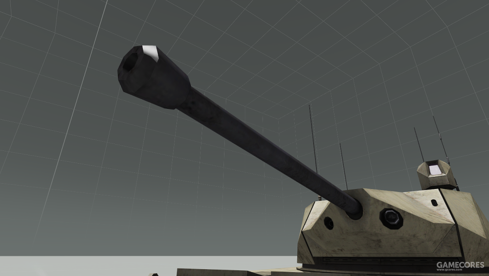 40mm主炮