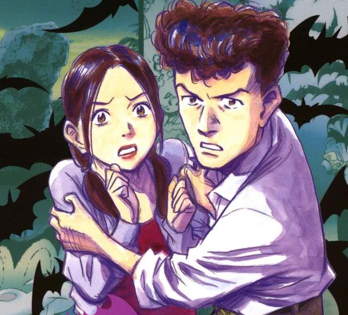 """浦澤直樹的""""蝙蝠比利""""(7):一切由你來決定"""