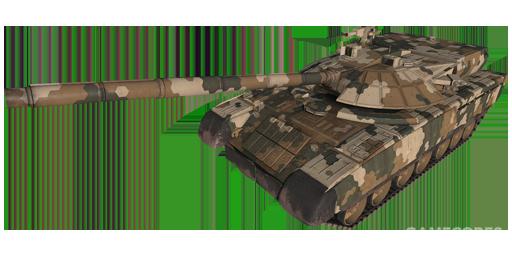 六角迷彩的T-100