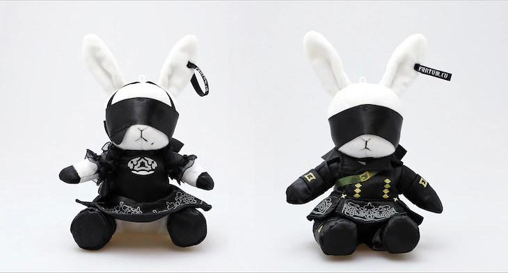 《黑执事》 x 《尼尔:自动人形》推出主题玩偶