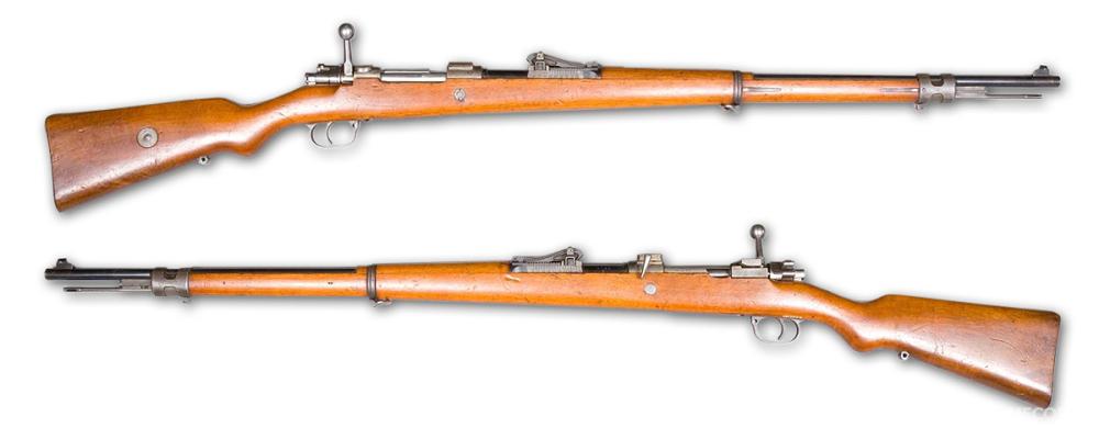 毛瑟Gewehr 98