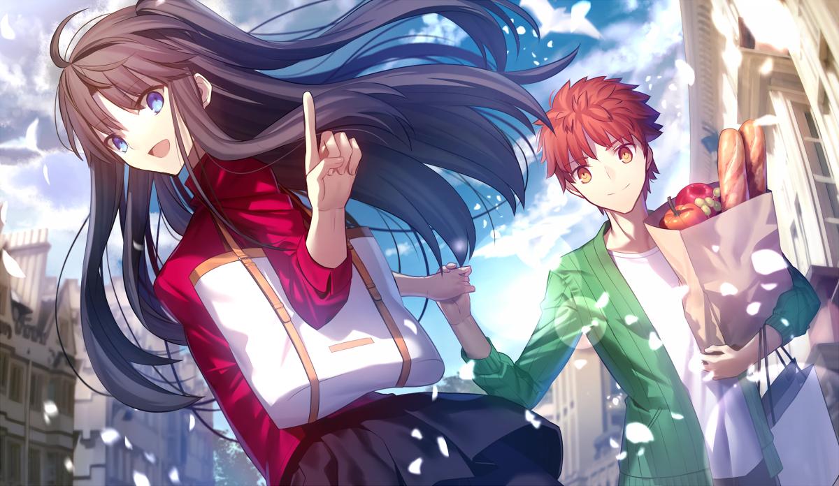 《Fate/stay night》三線:一個人成長必經的三個階段
