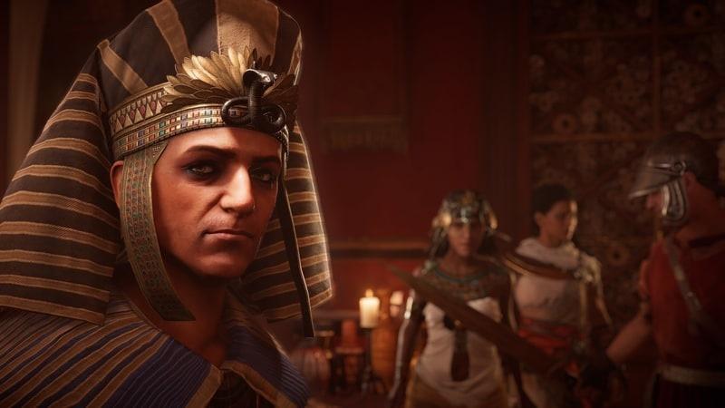 《刺客信條:起源》:怎樣讓一位擅長抹脖子的英雄給你上一堂埃及歷史課