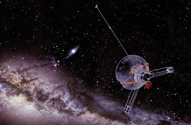 如果你撿到了旅行者1號,請把它扔回宇宙裡 | 科幻小說