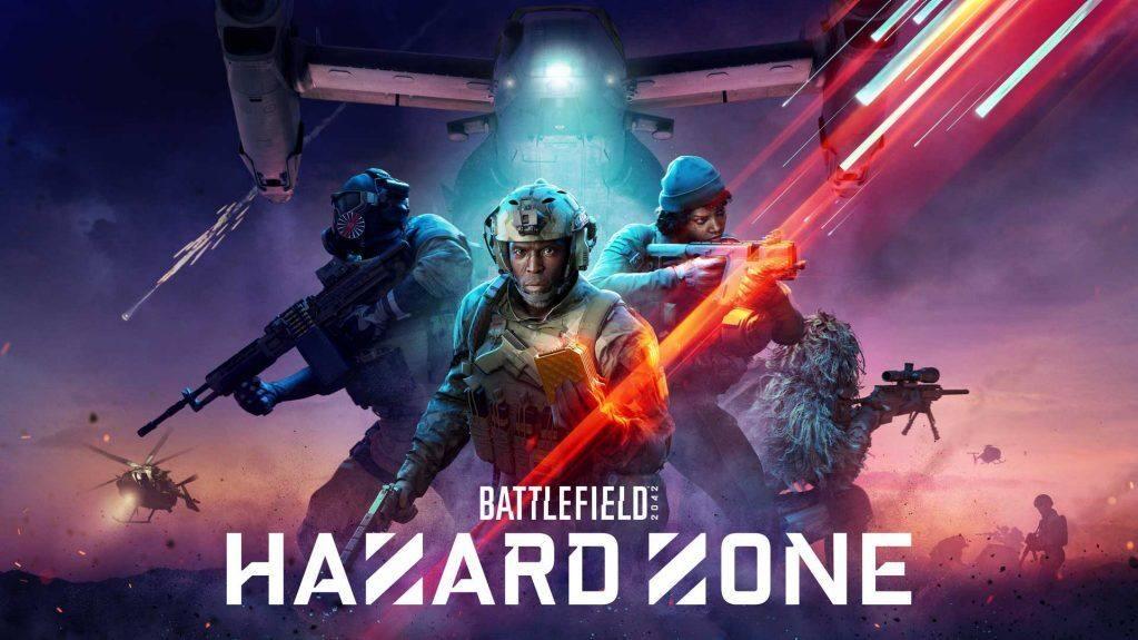 "EA揭晓《战地风云2042》""危险区域""模式详情"
