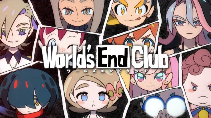 小高和刚新作,悬疑解谜游戏《World\'s End Club》2021年春季发售