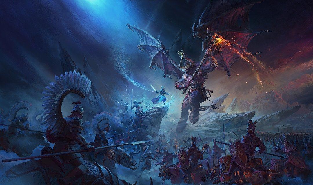 《全面战争:战锤3》公布实际演示,官方揭晓生存战详情
