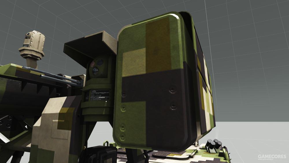 ATGW发射器