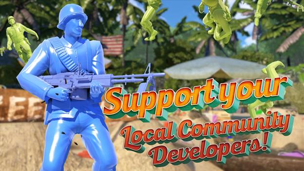 《风起云涌2:越南》1.4版本更新,加入了新地图和外观DLC