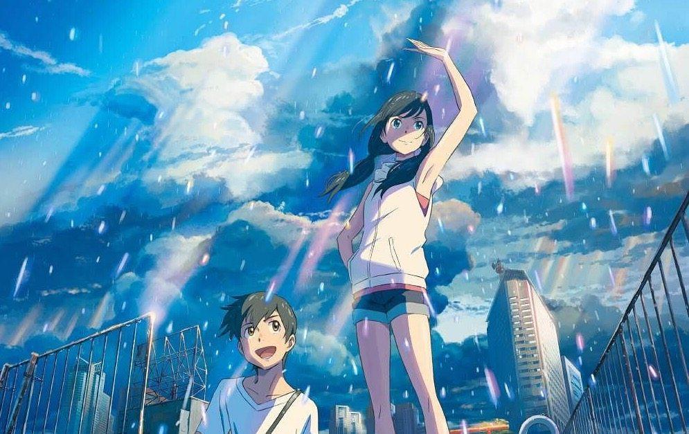 新海诚动画电影《天气之子》确定将于11月1日登陆内地院线