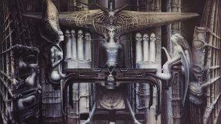 《黑暗之蛊》——赛博梦境与死灵绘师的结合