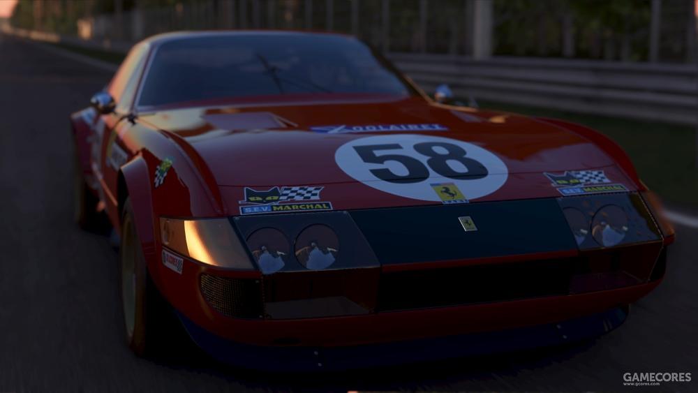 365 GTB/4 competizone (赛车计划2)