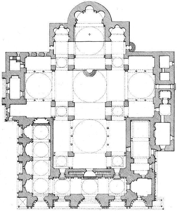 St. Mark's, 11世纪