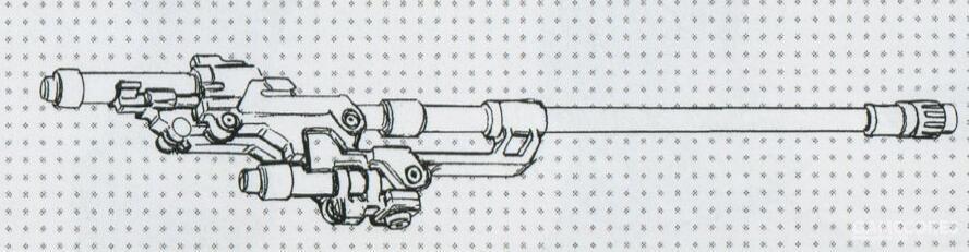 RGM-79FP的主武器选择非常激进。其基本放弃了射击武器而完全以近身格斗为主。装备的格斗武器并非传统的光束军刀而是双刃光束长枪(TWIN BEAM SPEAR)。通过将标准光束军刀安装在专门设计的长枪支架上形成长枪结构。在视野有限的地面战场,RGM-79FP能以附加装甲承受攻击,逼近到近战武器作战范围进行一击必杀式的近战攻击。