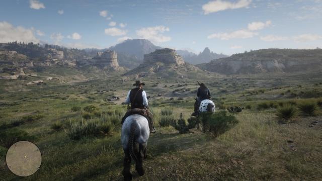 《荒野大镖客:救赎2》游玩体验:不怎么浪漫的西部之旅(本文包含剧透内容)