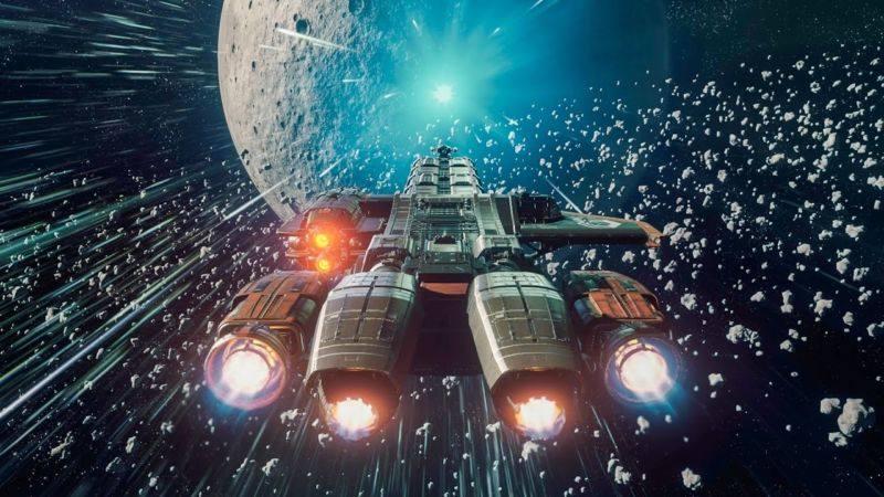 《星际公民》达成全新众筹里程碑:累计超过2.5亿美元