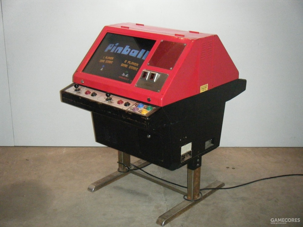 任天堂比较失败的一次街机尝试VS. System