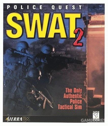 Police Quest SWAT 2(Sierra,1998)