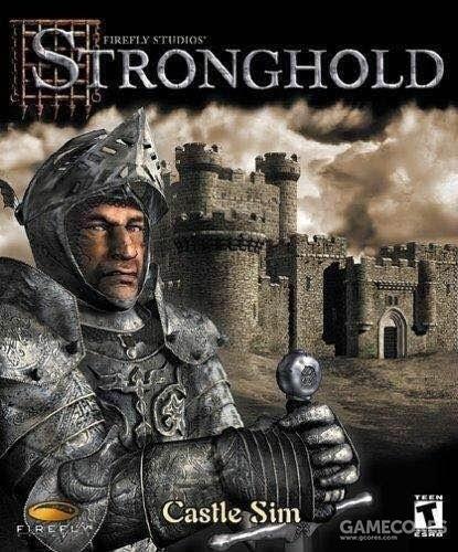《Stronghold(要塞)》 封面,满满的回忆