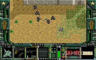 Special Forces 作战界面