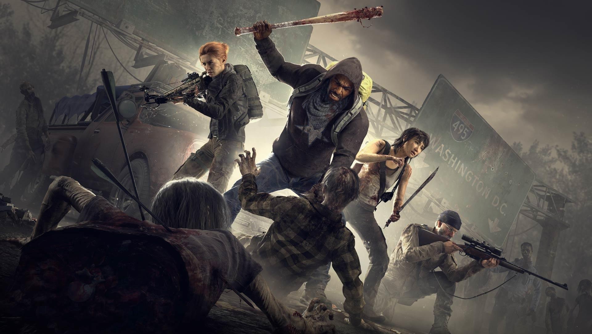 喪屍、多人合作和打槍:《OVERKILL's The Walking Dead》放出預售預告片