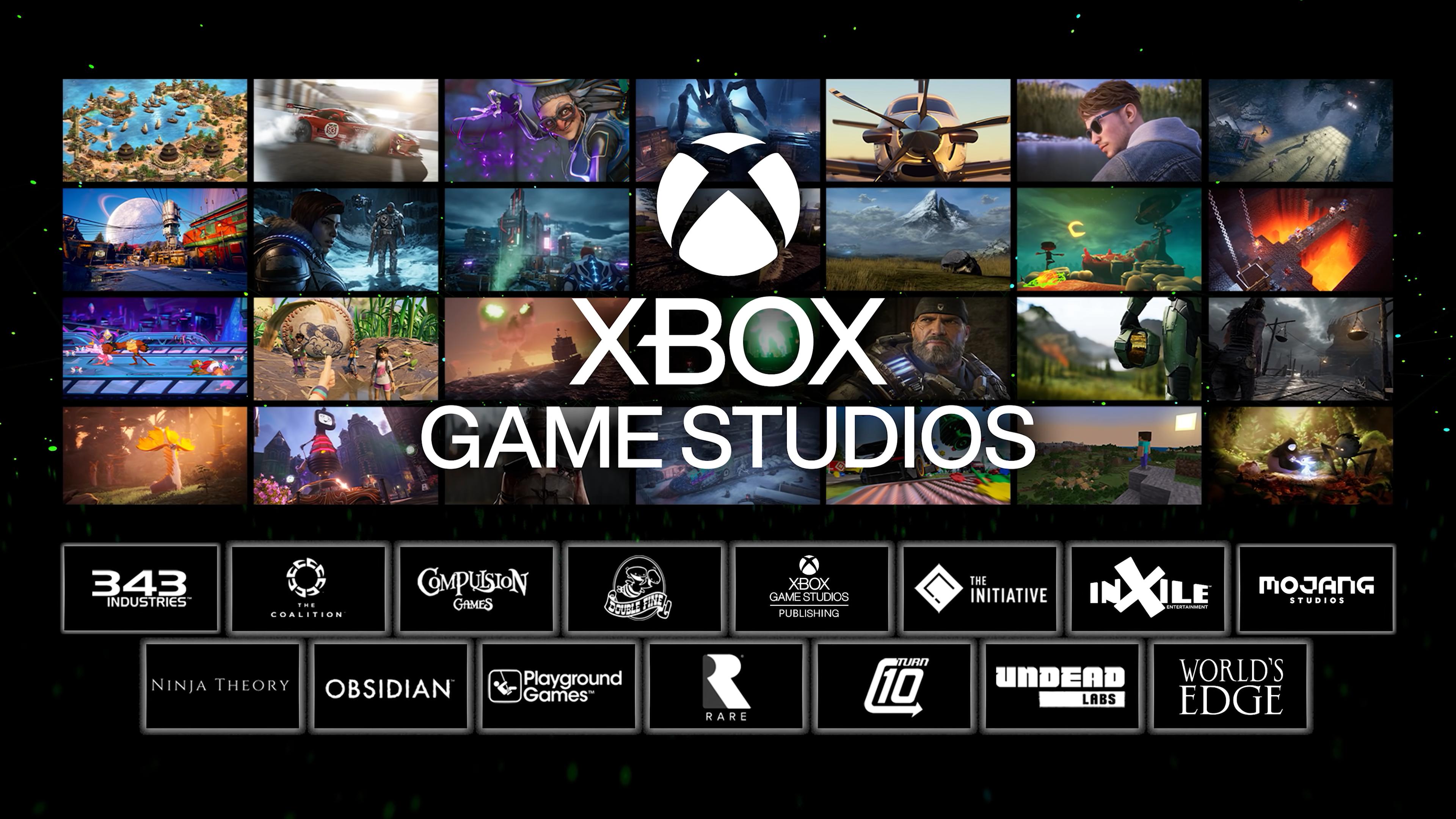 E3 2020 上的15家微软第一方工作室全家福