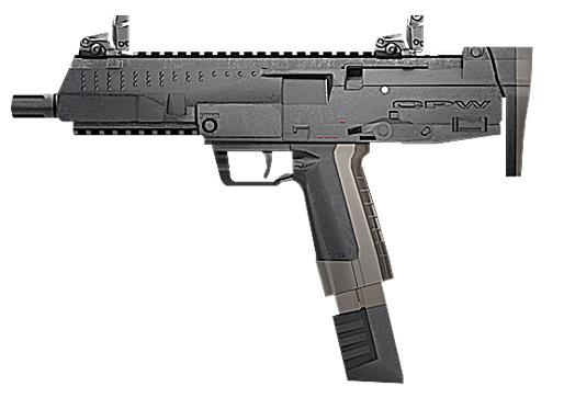 CPW冲锋枪
