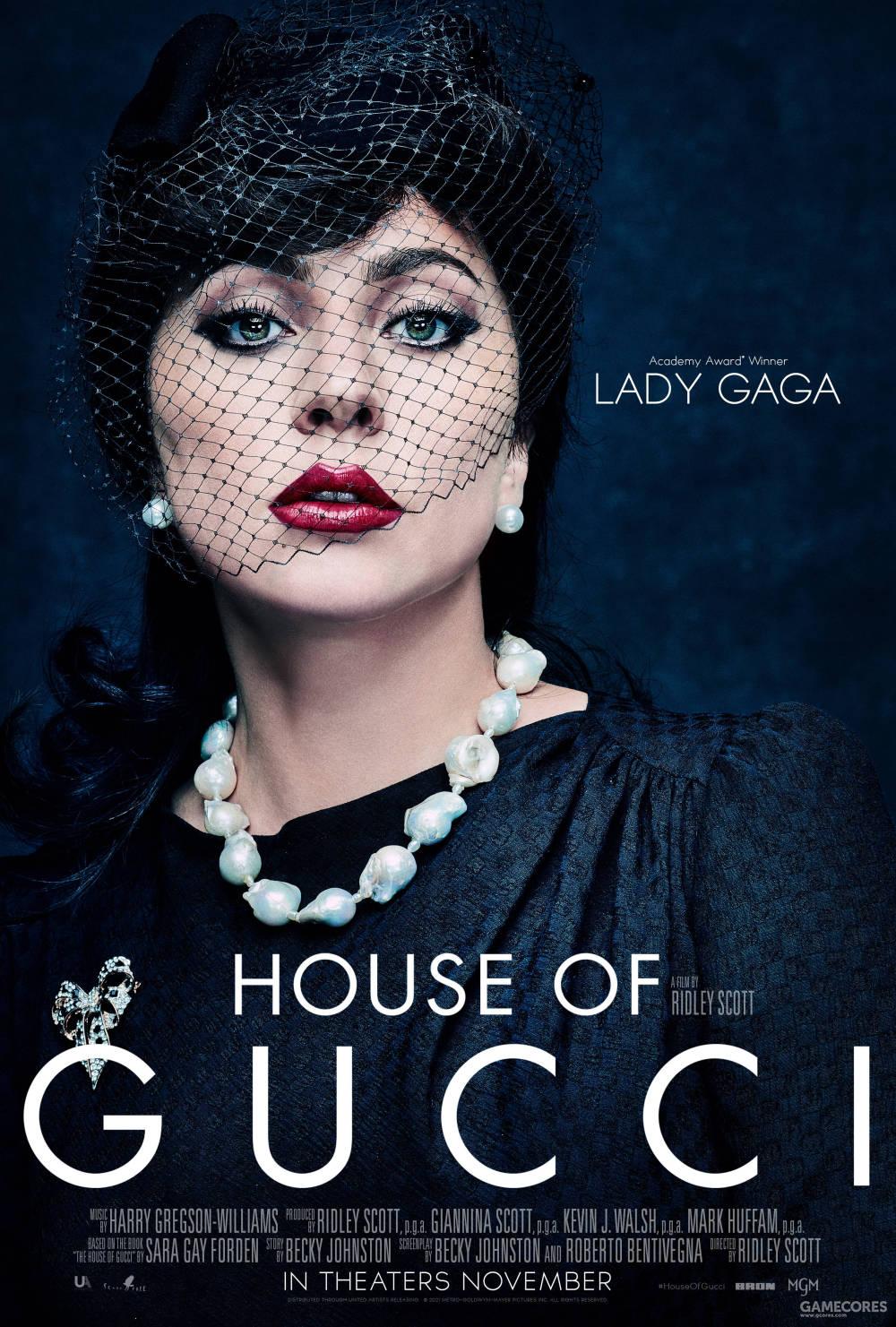 Lady Gaga 饰 Patrizia Reggiani