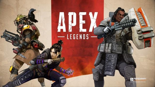 《Apex英雄》是怎么在EA的手里绝地求生的?
