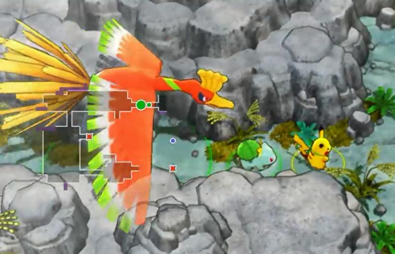 《宝可梦 不可思议的迷宫 救援队 DX》公布游戏介绍影片