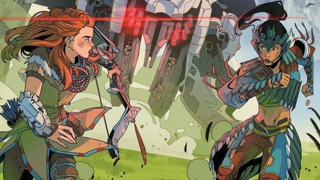 《地平线 零之曙光》将于2020年5月2日推出漫画