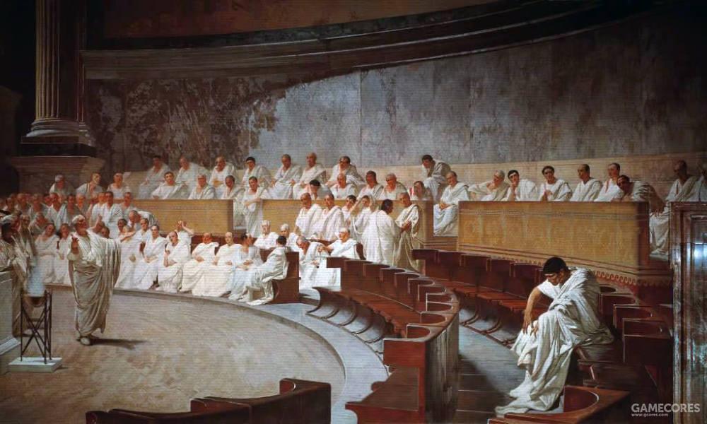 古罗马元老院