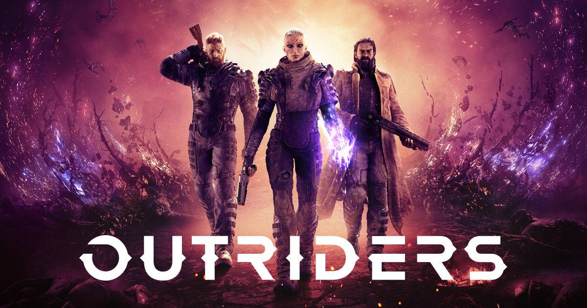 《OUTRIDERS》公布PC版配置要求,确认支持GeForce NOW