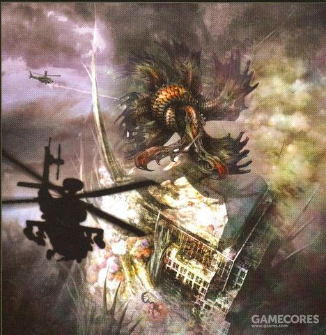 艺术设定中的北岸塔之战