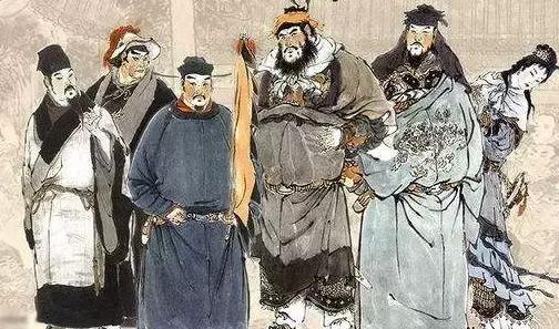 四大名著只認識三國?這些《水滸傳》改編的這些遊戲你知道嗎