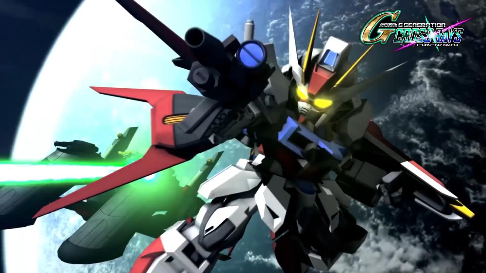 《SD高达G世纪 火线纵横》OP动画公布,11月28日繁中版同步发售