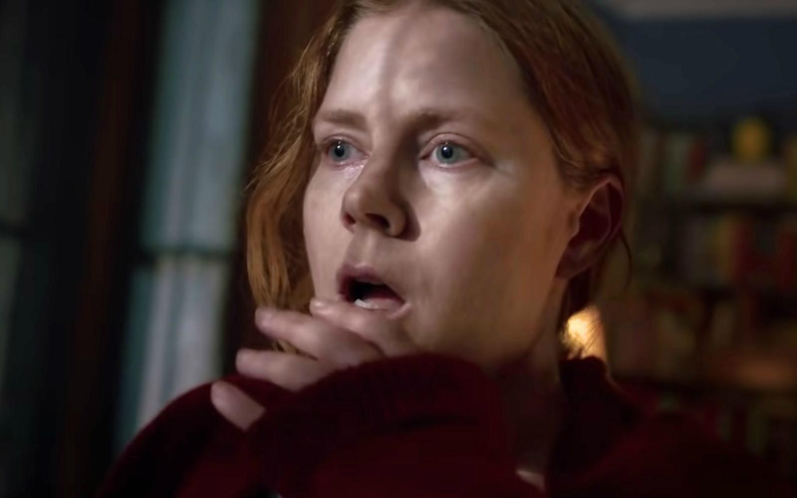 艾米·亚当斯主演电影《窗里的女人》将于今夏登陆Netflix流媒体平台