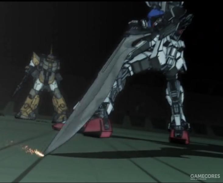 """动画原创武器,实体对舰刀""""Grand Slam"""""""