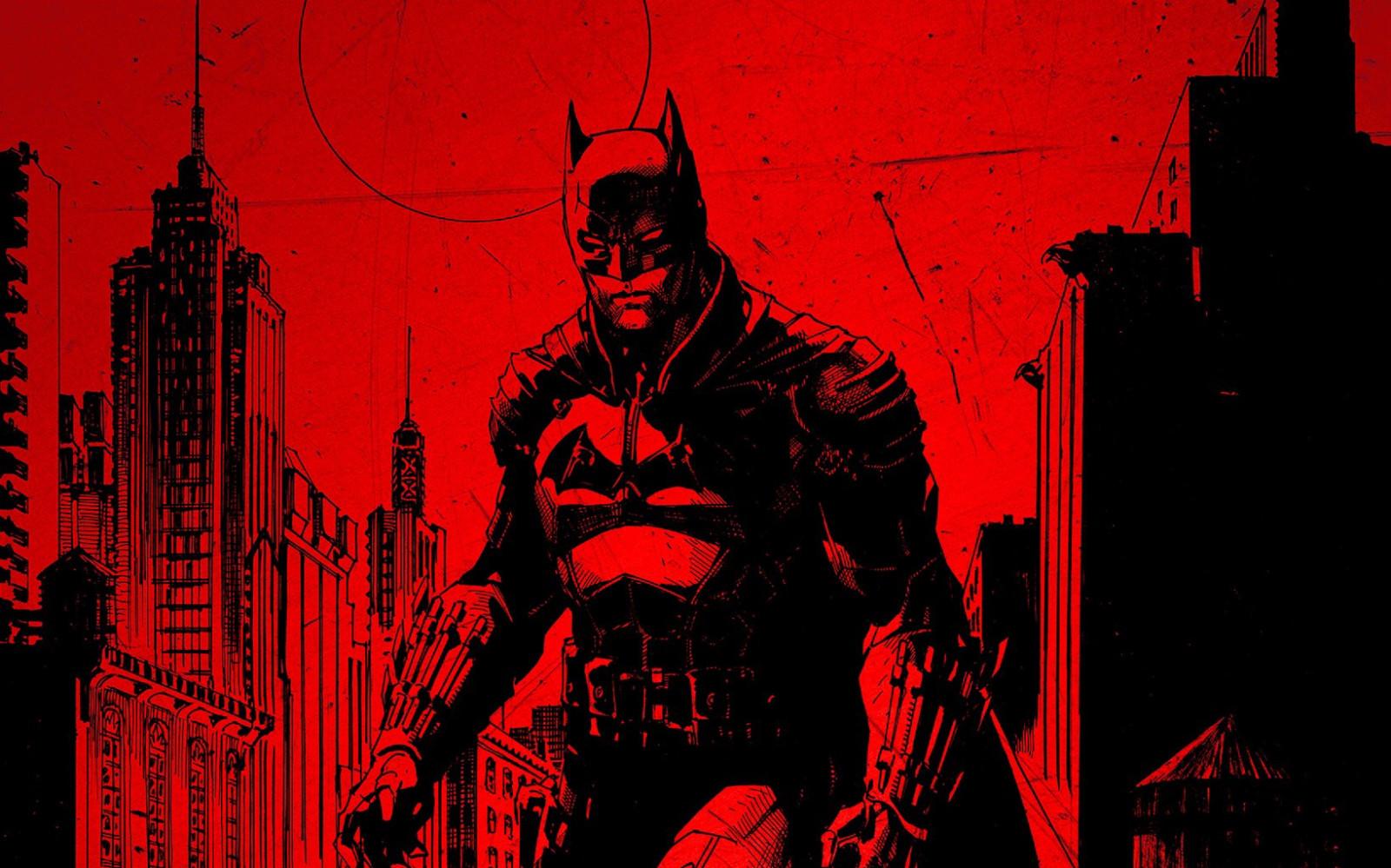 华纳兄弟影业旗下DC电影集体延期,新《蝙蝠侠》延期至2022年3月4日上映