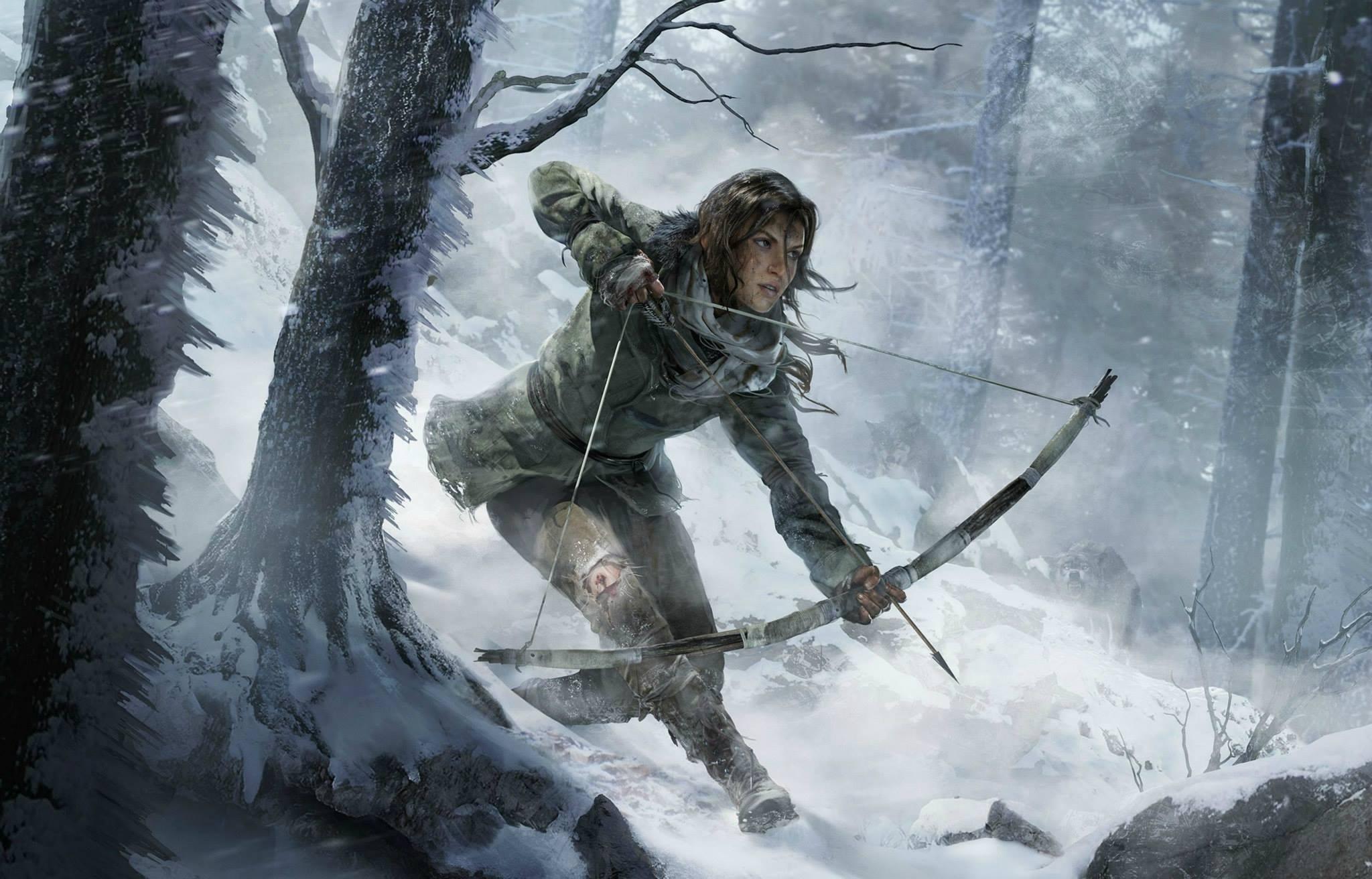 《古墓麗影 崛起》E3預熱視頻發佈
