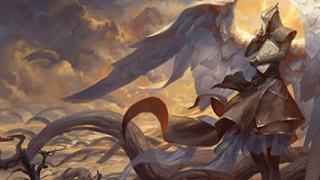 """用画笔创造出的诸神,与不可能存在的""""天使之境"""""""