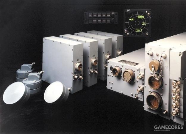 AN/ALR-93(V)-ESM:威胁警告及电子支援系统