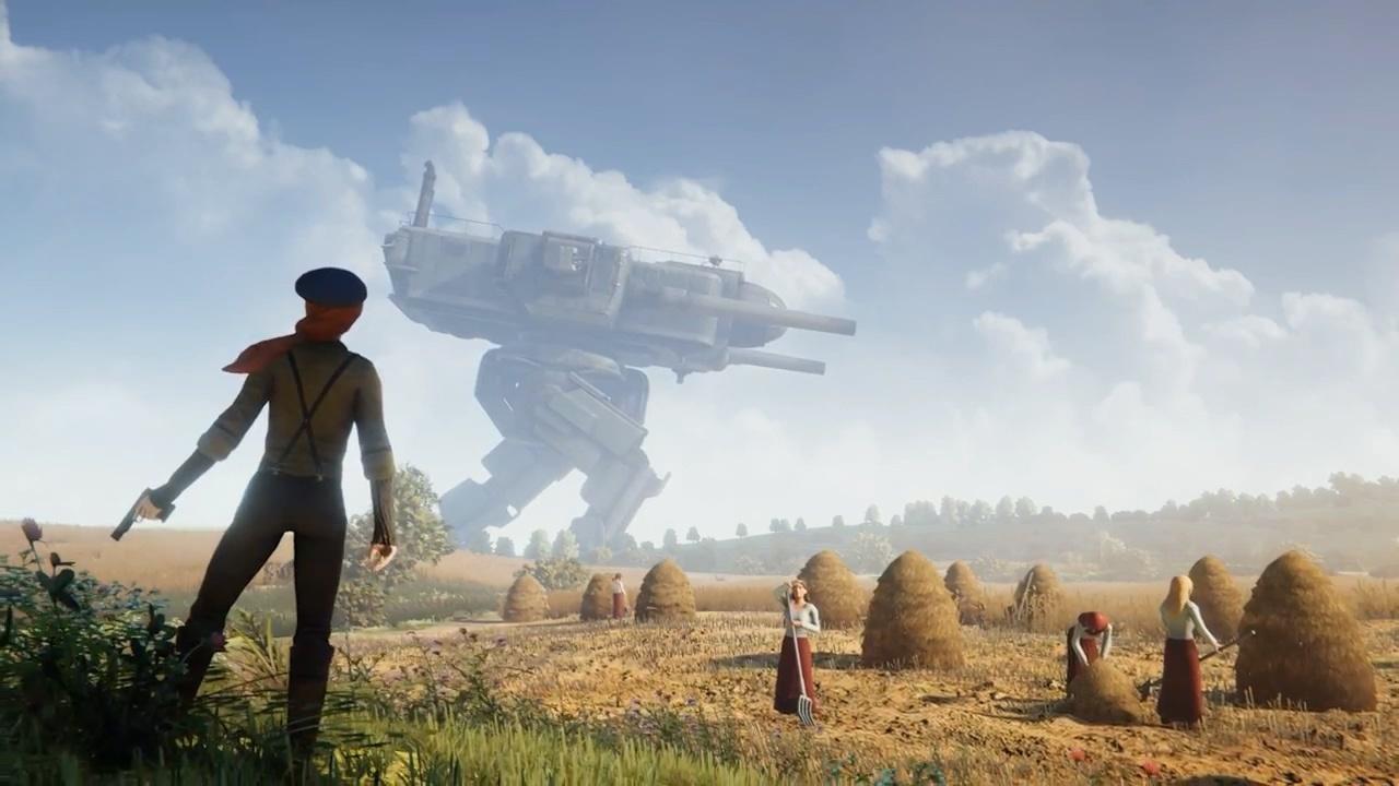 老德做的戰爭題材即時戰略,《Iron Harvest》公佈先行預告
